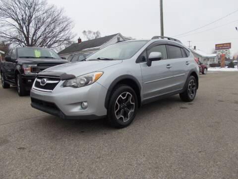 2013 Subaru XV Crosstrek for sale at Jenison Auto Sales in Jenison MI