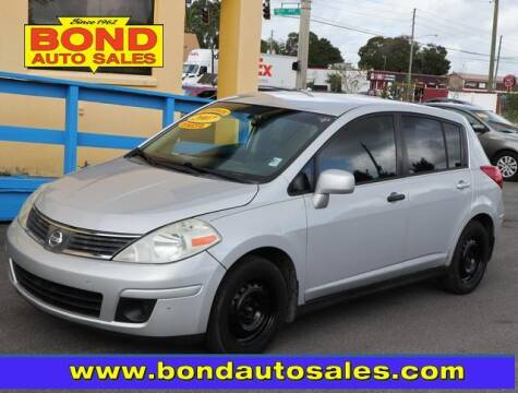 2007 Nissan Versa for sale at Bond Auto Sales in St Petersburg FL