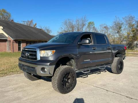 2012 Toyota Tundra for sale at RODRIGUEZ MOTORS CO. in Houston TX