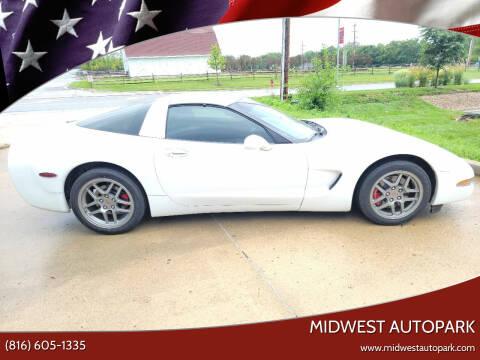 1999 Chevrolet Corvette for sale at Midwest Autopark in Kansas City MO