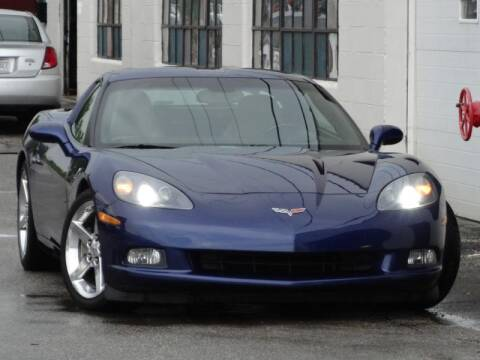 2006 Chevrolet Corvette for sale at JT AUTO in Parma OH