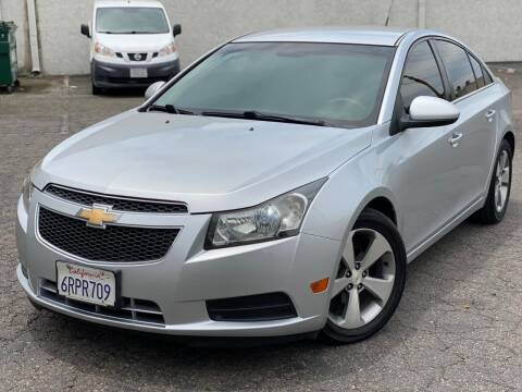 2011 Chevrolet Cruze for sale at Gold Coast Motors in Lemon Grove CA