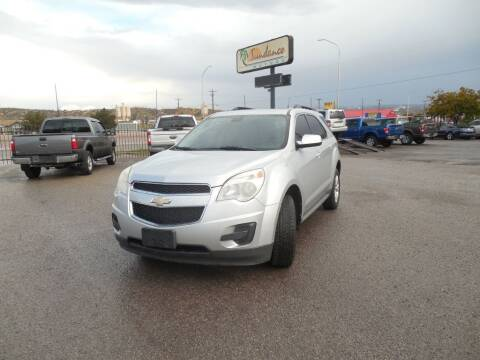 2011 Chevrolet Equinox for sale at Sundance Motors in Gallup NM