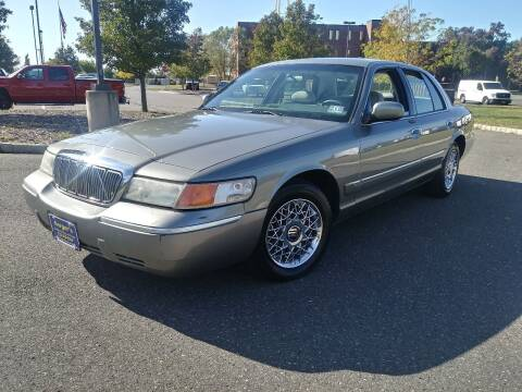 2001 Mercury Grand Marquis for sale at Nerger's Auto Express in Bound Brook NJ