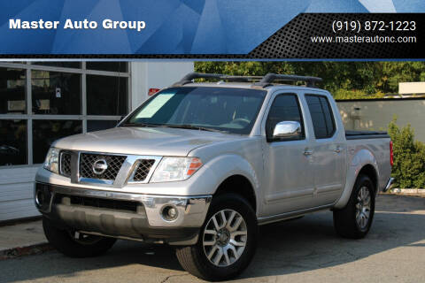 2012 Nissan Frontier for sale at Master Auto Group in Raleigh NC