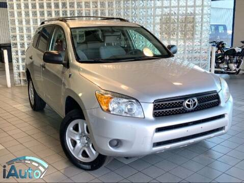 2006 Toyota RAV4 for sale at iAuto in Cincinnati OH