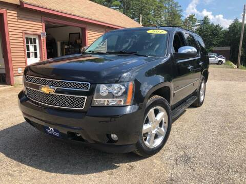 2011 Chevrolet Tahoe for sale at Hornes Auto Sales LLC in Epping NH