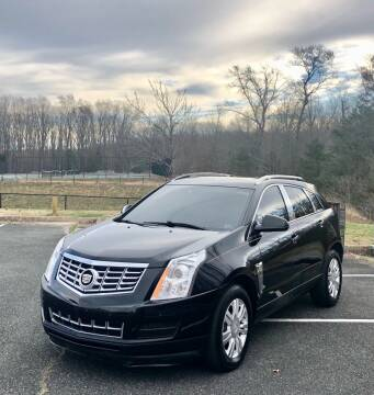 2014 Cadillac SRX for sale at ONE NATION AUTO SALE LLC in Fredericksburg VA
