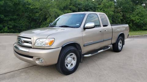 2005 Toyota Tundra for sale at Houston Auto Preowned in Houston TX