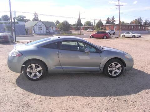 2008 Mitsubishi Eclipse for sale at Good Guys Auto Sales in Cheyenne WY