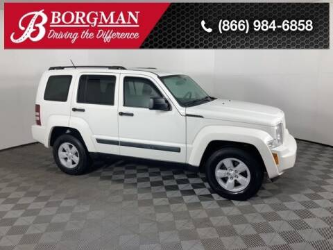 2009 Jeep Liberty for sale at BORGMAN OF HOLLAND LLC in Holland MI