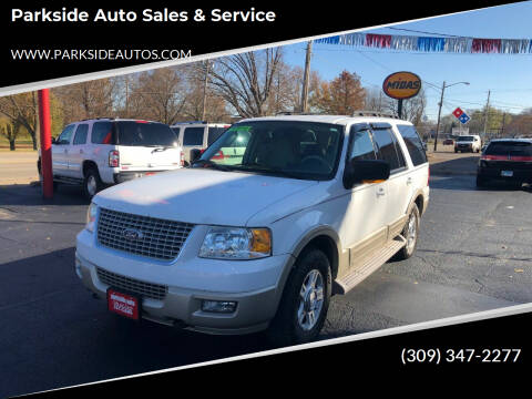 2006 Ford Expedition for sale at Parkside Auto Sales & Service in Pekin IL