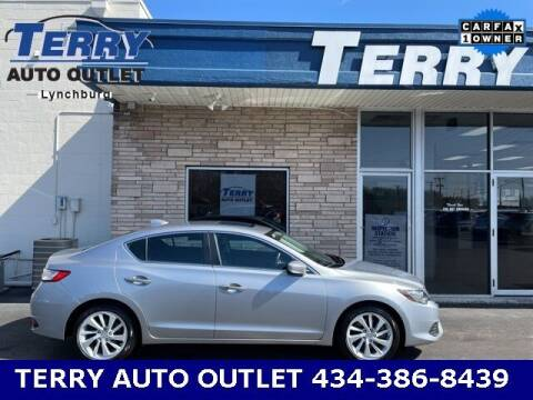 2018 Acura ILX for sale at Terry Auto Outlet in Lynchburg VA