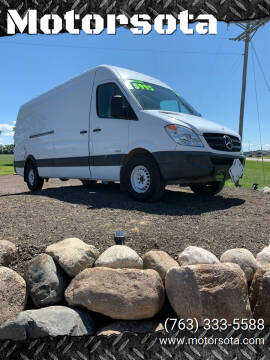 2012 Mercedes-Benz Sprinter Cargo for sale at Motorsota in Becker MN