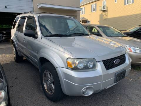 2005 Ford Escape for sale at Dennis Public Garage in Newark NJ