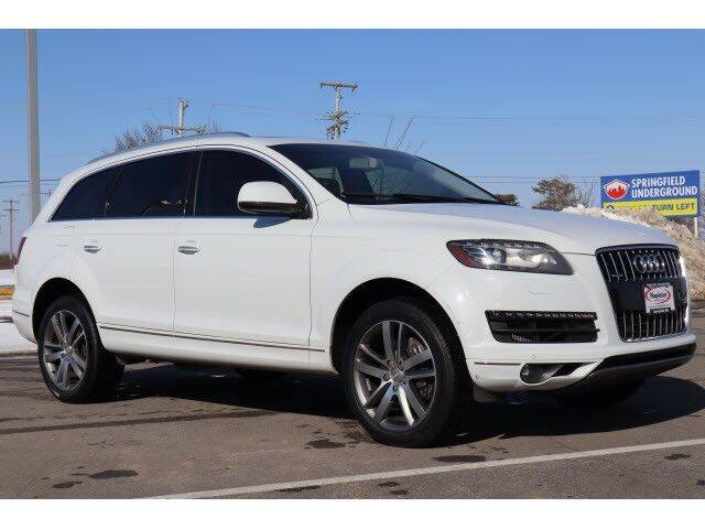 2013 Audi Q7 for sale at Napleton Autowerks in Springfield MO