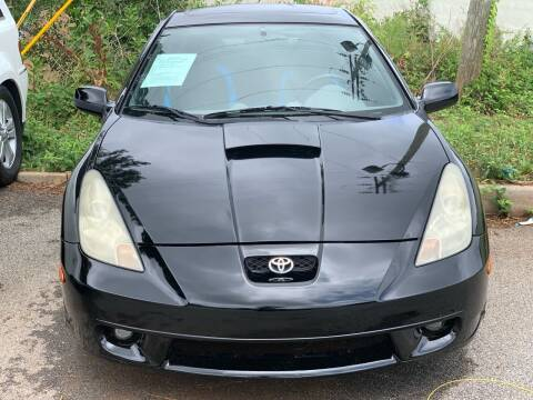 2001 Toyota Celica for sale at Philip Motors Inc in Snellville GA