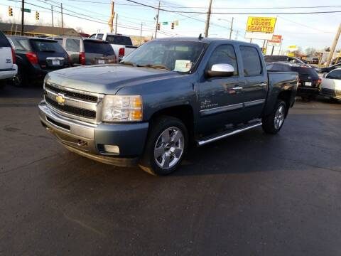 2011 Chevrolet Silverado 1500 for sale at Rucker's Auto Sales Inc. in Nashville TN