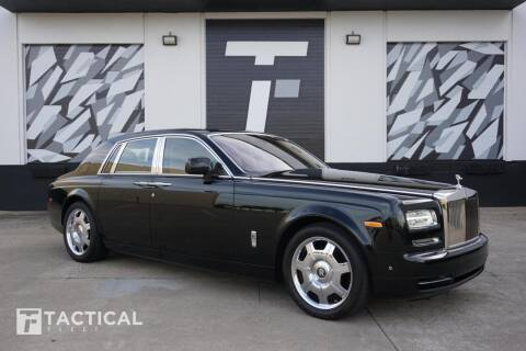 2013 Rolls-Royce Phantom for sale at Tactical Fleet in Addison TX