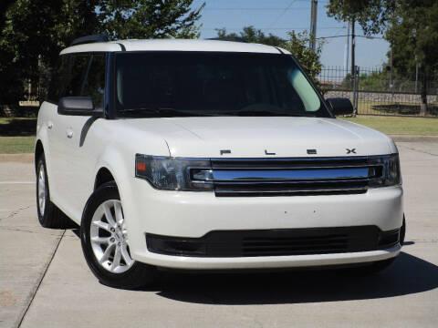 2014 Ford Flex for sale at Ritz Auto Group in Dallas TX