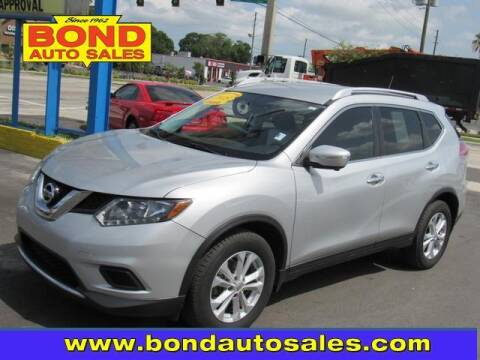2015 Nissan Rogue for sale at Bond Auto Sales in St Petersburg FL