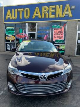 2013 Toyota Avalon for sale at Auto Arena in Fairfield OH