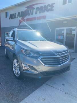 2018 Chevrolet Equinox for sale at All About Price in Bunnell FL