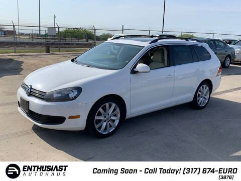2011 Volkswagen Jetta for sale at Enthusiast Autohaus in Sheridan IN