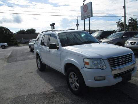 2010 Ford Explorer for sale at Motor Point Auto Sales in Orlando FL