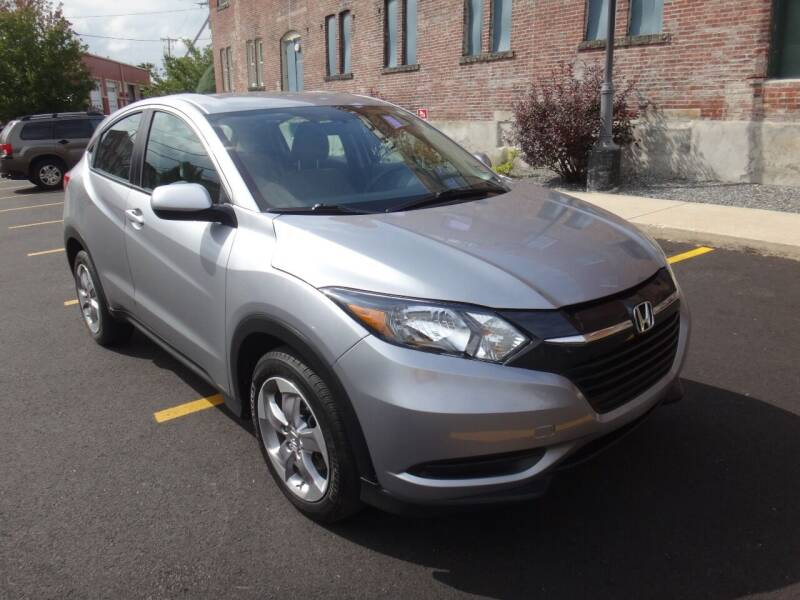 2018 Honda HR-V for sale at I-Car Star Auto Sales Inc in Lowell MA