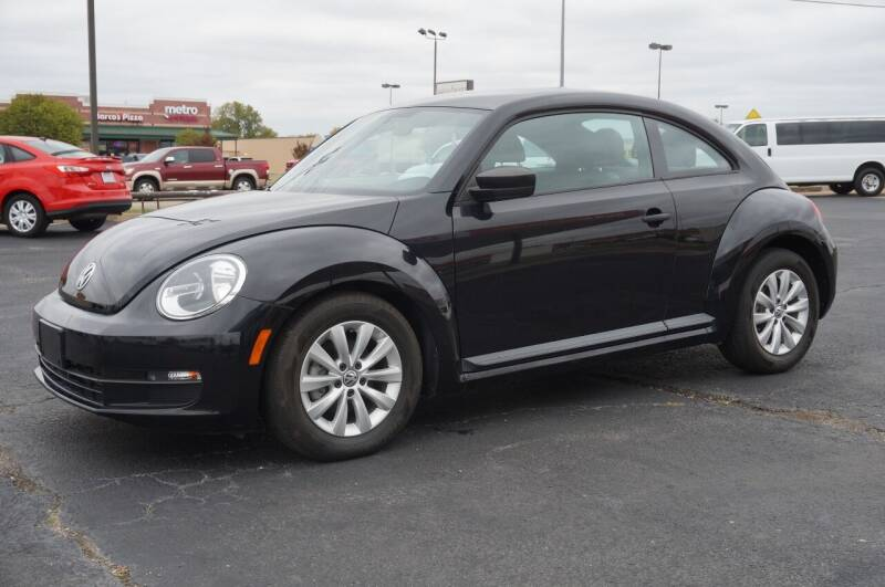 2016 Volkswagen Beetle for sale at Certified Auto Center in Tulsa OK