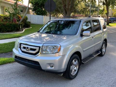 2011 Honda Pilot for sale at UNITED AUTO BROKERS in Hollywood FL
