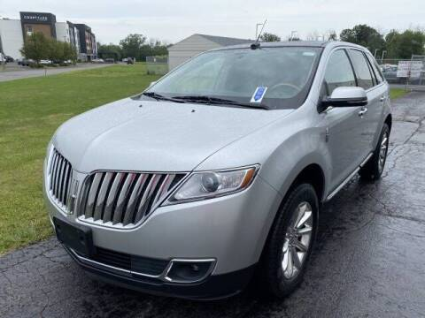 2014 Lincoln MKX for sale at Cappellino Cadillac in Williamsville NY