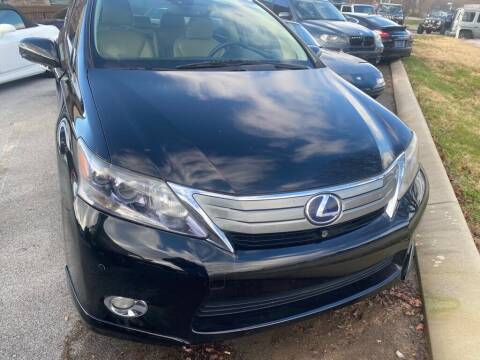 2010 Lexus HS 250h for sale at Z Motors in Chattanooga TN