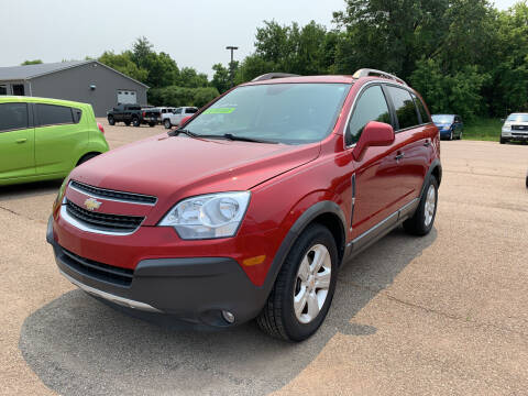 2015 Chevrolet Captiva Sport for sale at Blake Hollenbeck Auto Sales in Greenville MI