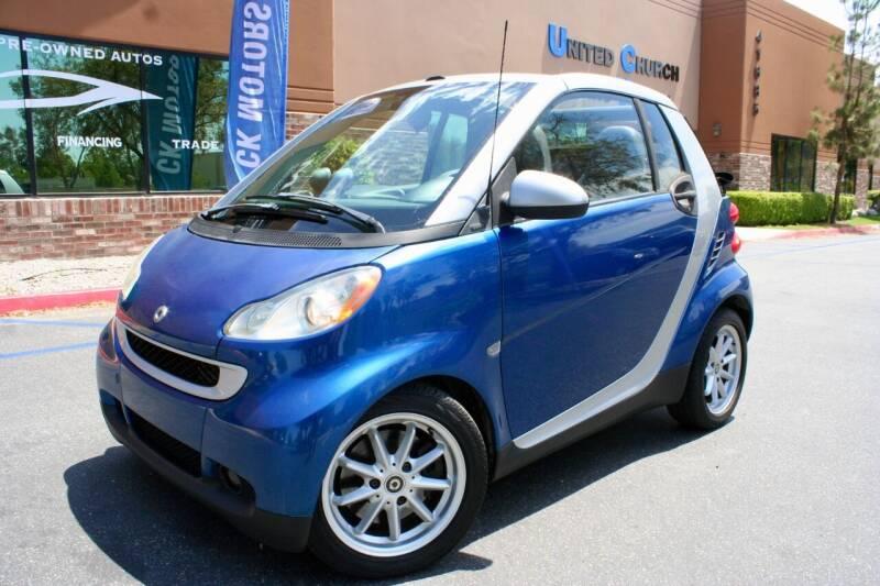 2008 Smart fortwo for sale at CK Motors in Murrieta CA