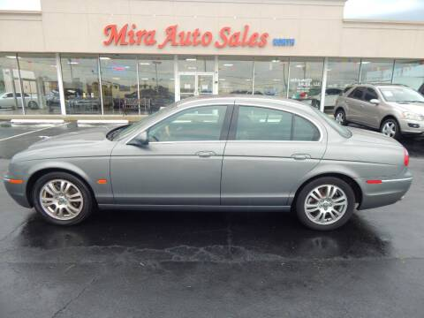 2006 Jaguar S-Type for sale at Mira Auto Sales in Dayton OH
