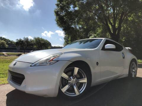 2010 Nissan 370Z for sale at Powerhouse Automotive in Tampa FL