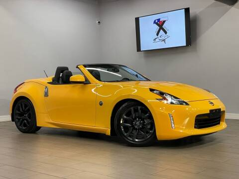 2018 Nissan 370Z for sale at TX Auto Group in Houston TX