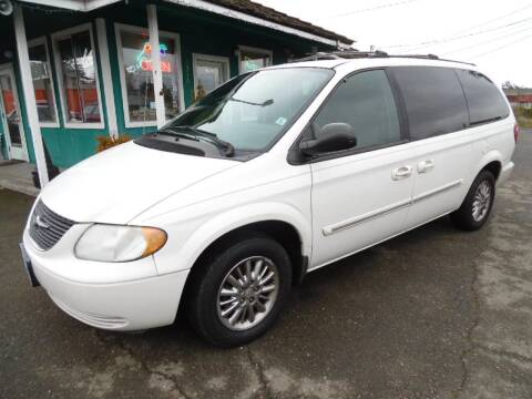 2004 Chrysler Town and Country for sale at Gary's Cars & Trucks in Port Townsend WA