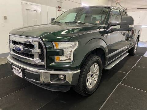 2016 Ford F-150 for sale at TOWNE AUTO BROKERS in Virginia Beach VA