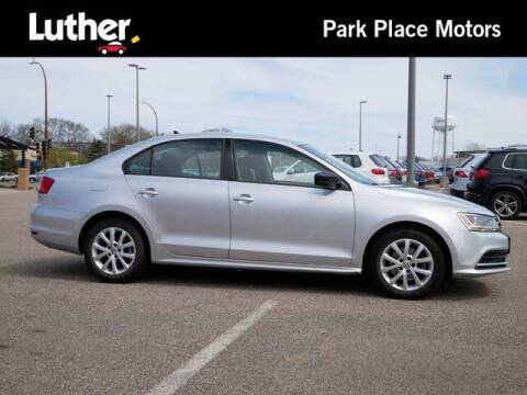 2015 Volkswagen Jetta for sale at Park Place Motor Cars in Rochester MN