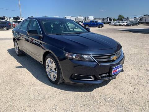 2017 Chevrolet Impala for sale at Becker Autos & Trailers in Beloit KS