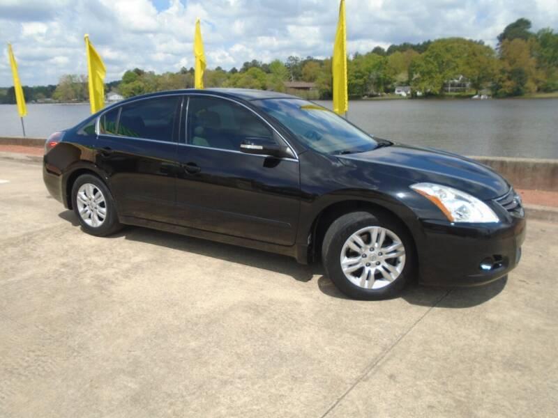 2012 Nissan Altima for sale at Lake Carroll Auto Sales in Carrollton GA