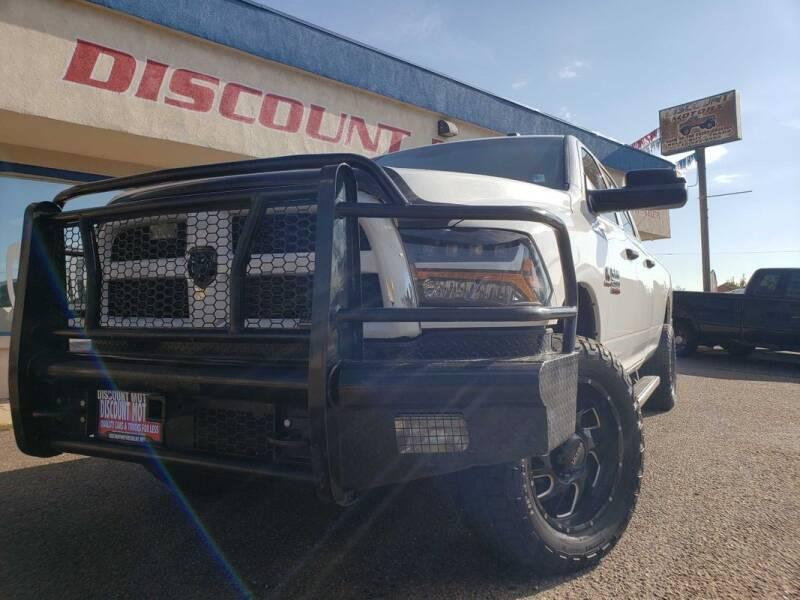 2014 RAM Ram Pickup 2500 for sale at Discount Motors in Pueblo CO