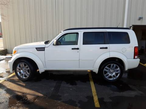 2010 Dodge Nitro for sale at C & C Wholesale in Cleveland OH