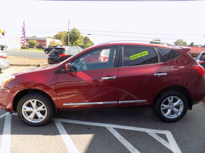 2011 Nissan Rogue for sale at Pro-Motion Motor Co in Lincolnton NC