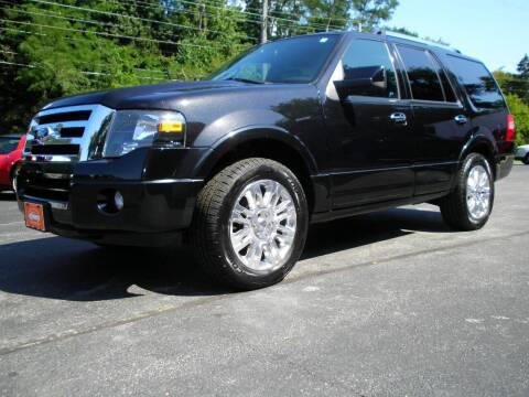 2011 Ford Expedition for sale at Auto Brite Auto Sales in Perry OH