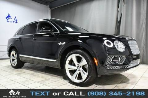2018 Bentley Bentayga for sale at AUTO HOLDING in Hillside NJ
