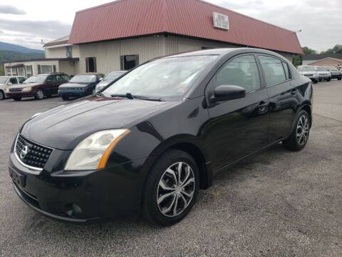 2008 Nissan Sentra for sale at Salem Auto Sales in Salem VA